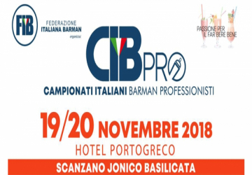 """Cocktail and Appetizer Show"" il 19 e 20 novembre all'Hotel Portogreco a Scanzano Jonico"