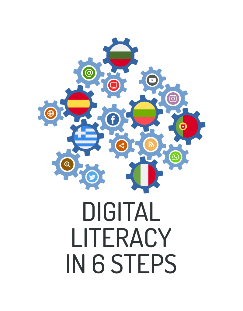 Digital Literacy in 6 Steps